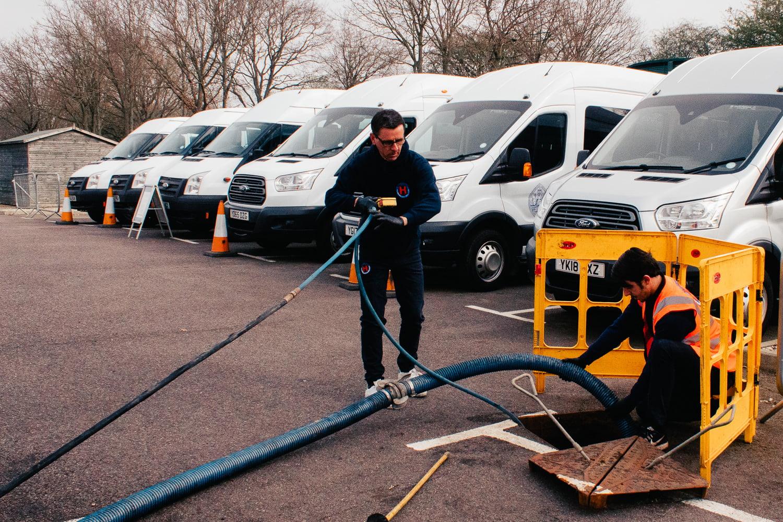 Repairing Drains in Kent and London
